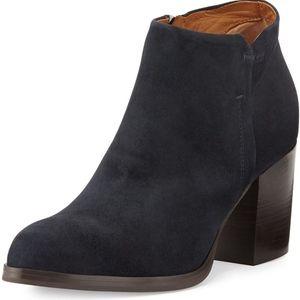 Alberto Fermani Black Ankle Boots